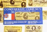 Confederate Replica Currency 3rd Set